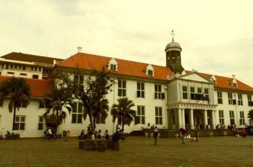 Fatahillah Museum Jakarta