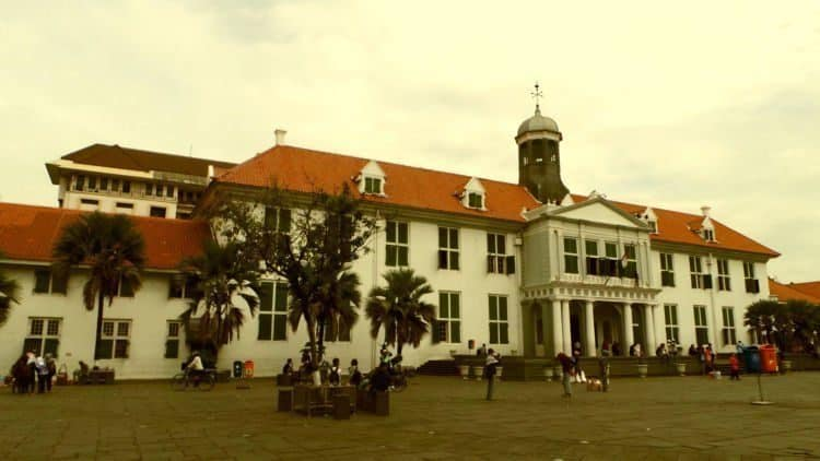 Fatahillah Museum, Portrait of Jakarta in the Period of Dutch Colonialism