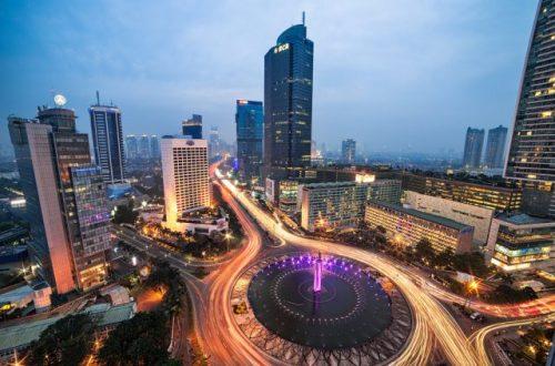 transportation in Jakarta
