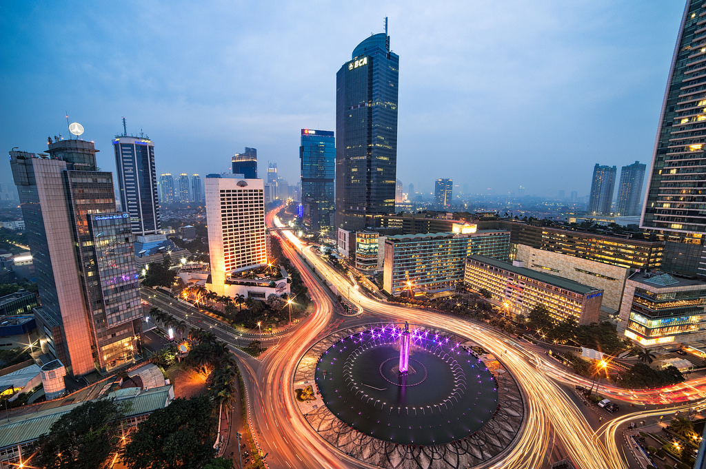 All about transportation in Jakarta