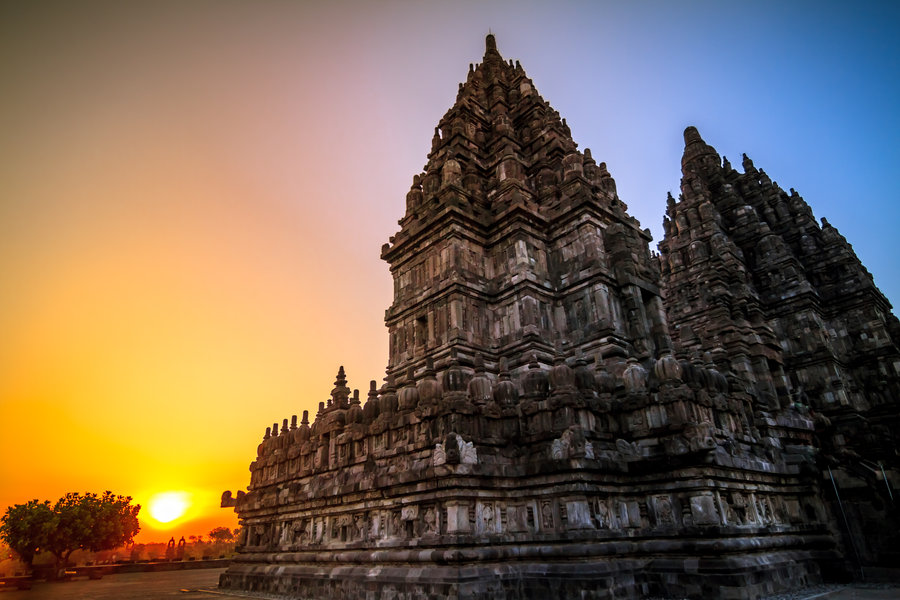 Prambanan Temple, Beauty From a Curse