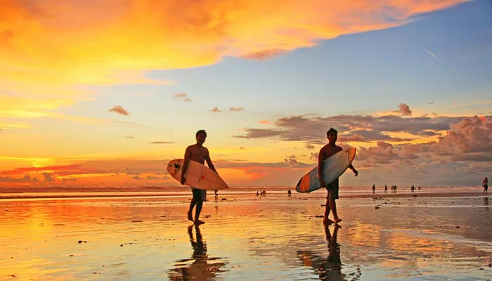 List of tourism destinations in Bali