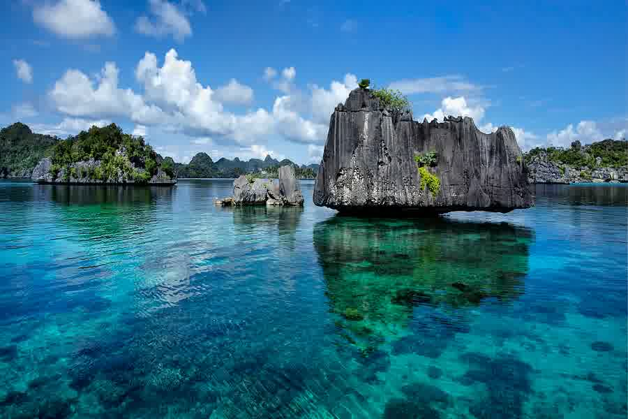Misool Island, Pieces of Heaven from Papua