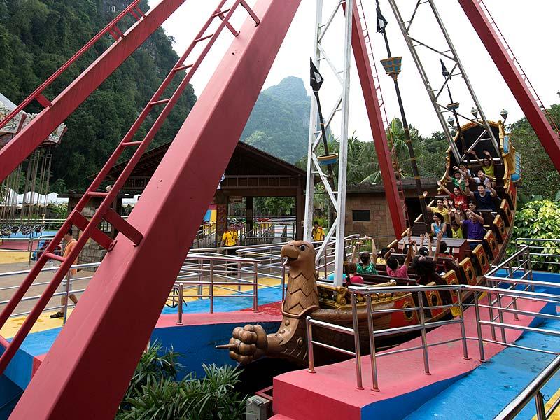 List of Unique Travel Destinations in Ipoh, Perak, Malaysia