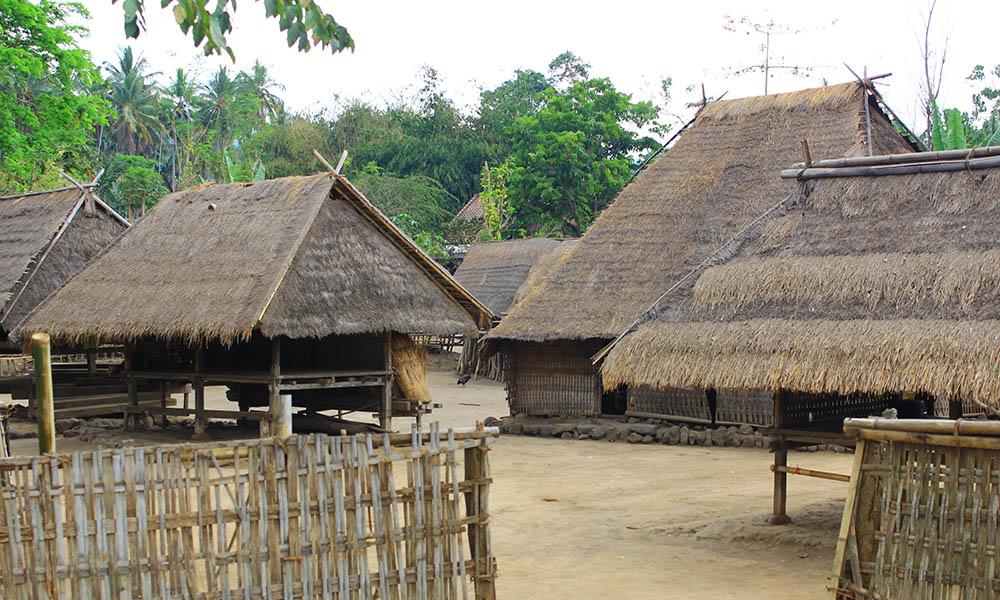 Gumantar Traditional Village