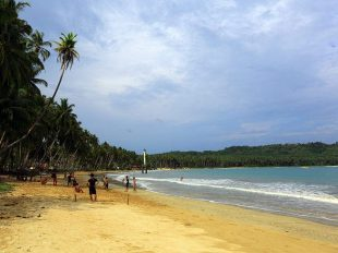 Lagundri Beach South Nias