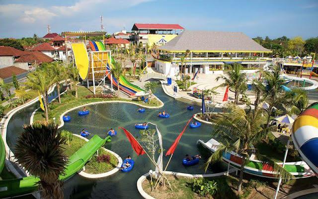 Waterpark in Bali