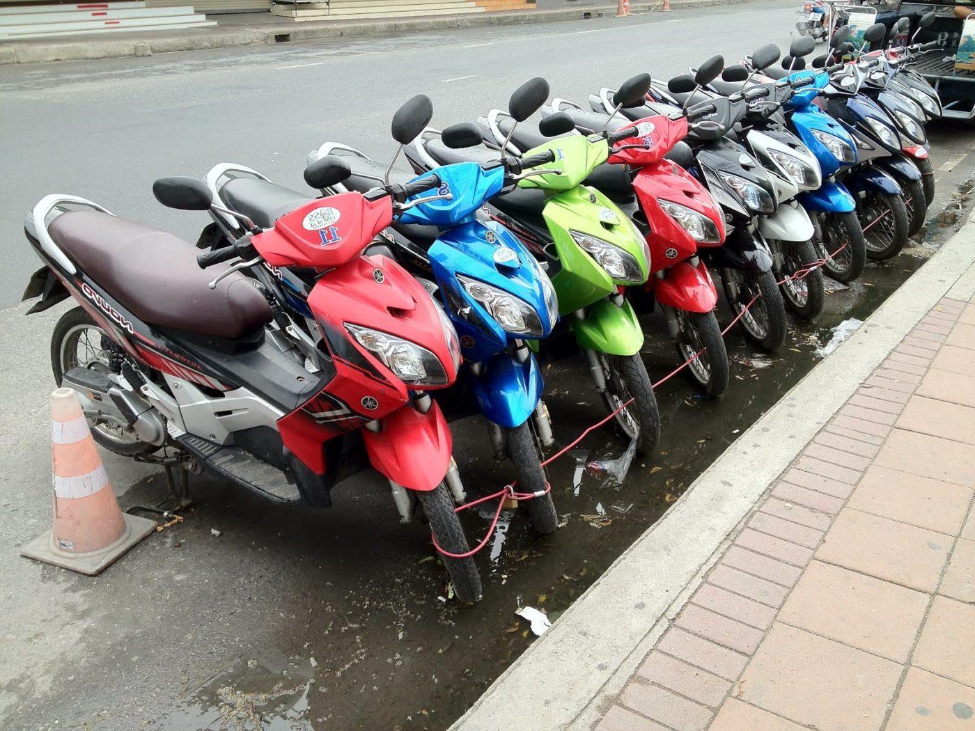 a motorbike rental service in Yogyakarta.Here is a list of motorbike rental service providers in Yogyakarta