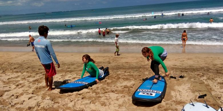 5 recommendations for the best surf spots in Bali
