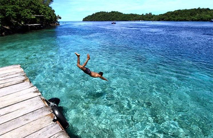 Pulau Weh Nature Tourism Park
