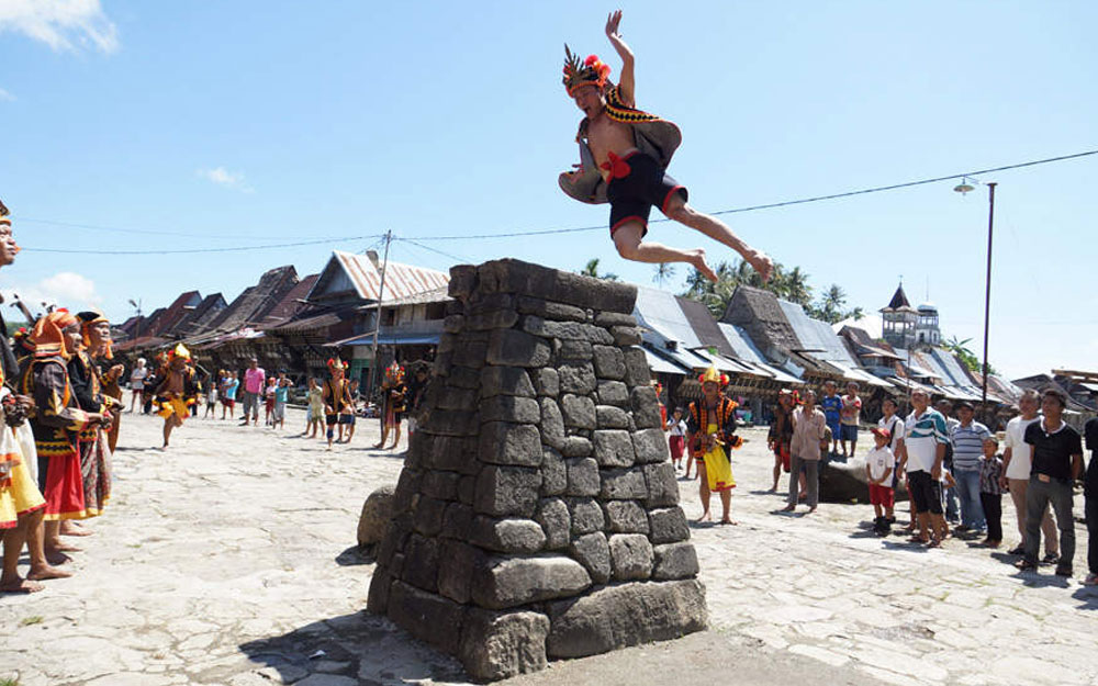 Fahombo Batu The tradition of Stone-Jumping from Nias