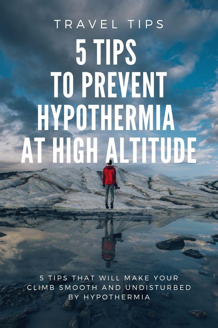 prevent hypothermia
