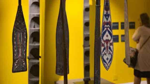 Dayak Cultural Exhibition