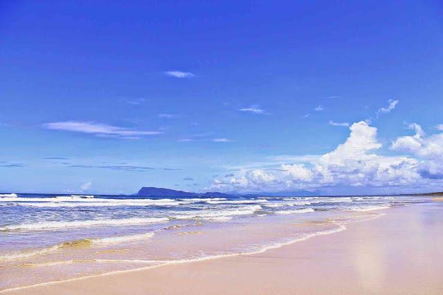 Pantai-Trianggulasi