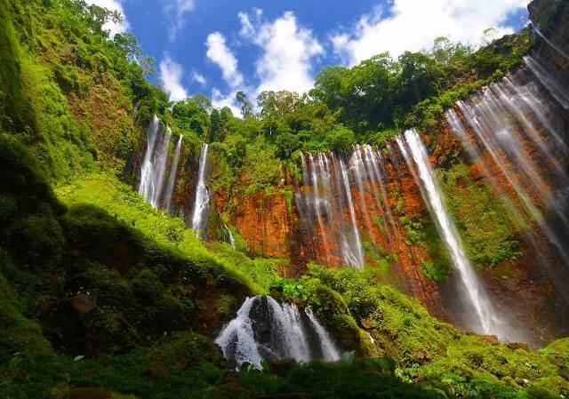 Coban Sewu Waterfall