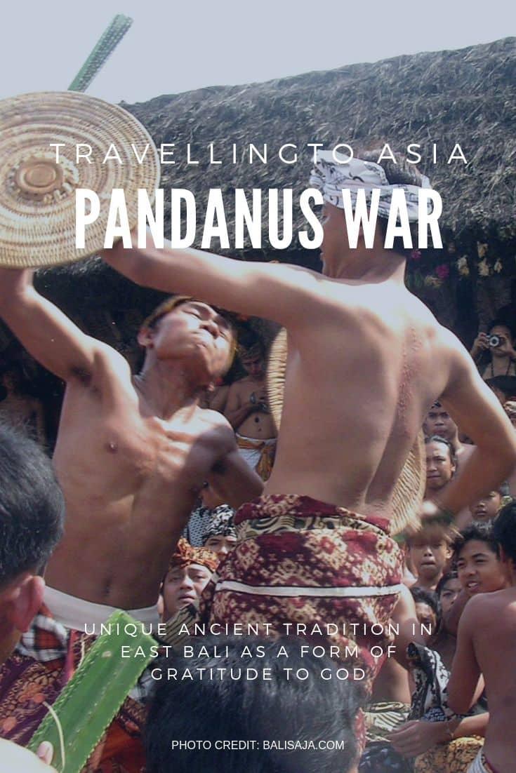 Pandanus war