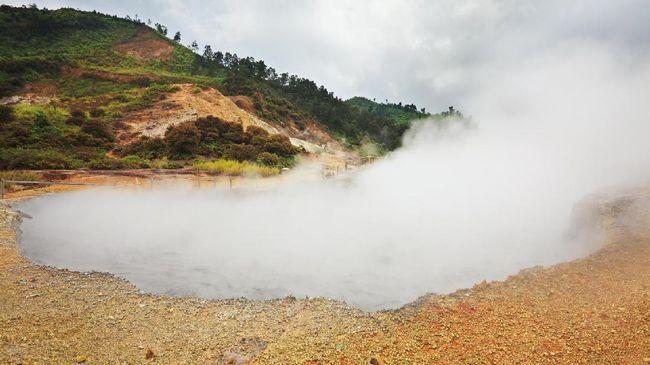 Timbang Crater