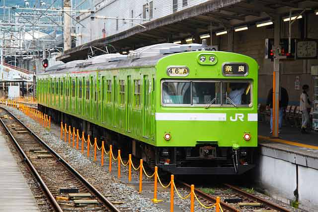 Enjoy Clean, Safety And Always On Time Train in Japan