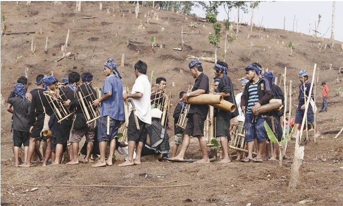 Ngaseuk Pare Ceremony in Banten | Get to know the tradition in Indonesia