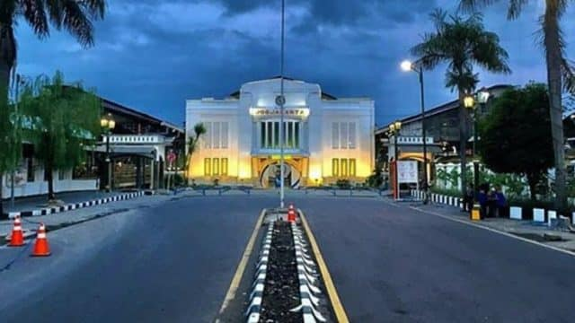 The Iconic, Tugu Train Station Yogyakarta