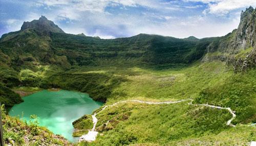 Mount Kelud Attraction