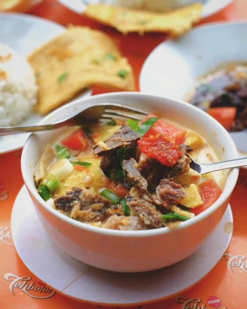 10 Traditional culinary in Jakarta