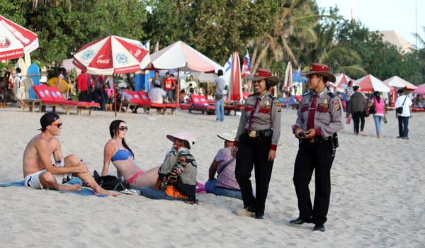 The Tourist Police in Bali, What Are Their duties?