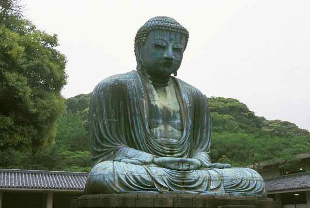 The Great Buddha of Kamakura, The Second Tallest Buddha Statue in Japan