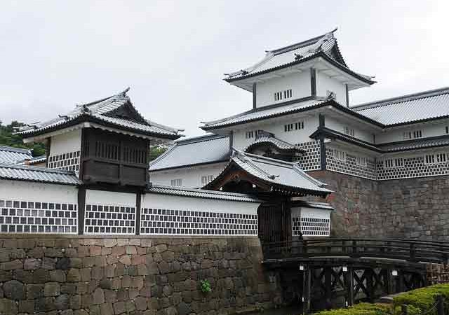 Kanazawa, Not Just the Geisha District