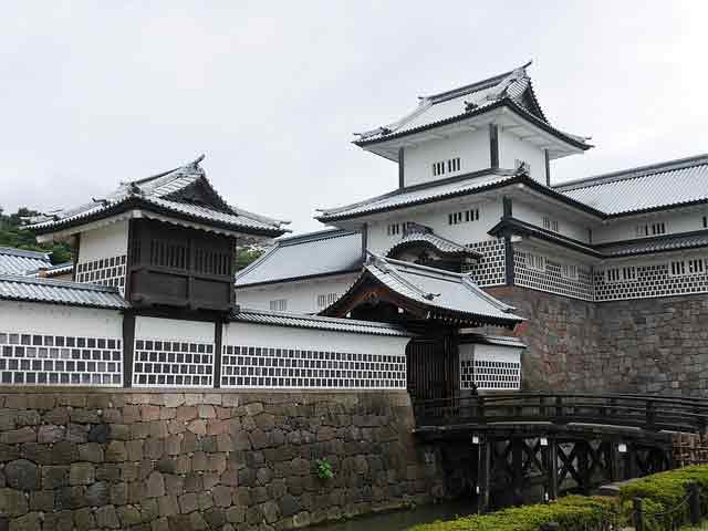 Kanazawa, Not Just the Geisha District
