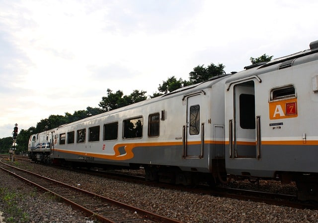 Changes to the Indonesia Train Schedule as of December 1, 2019