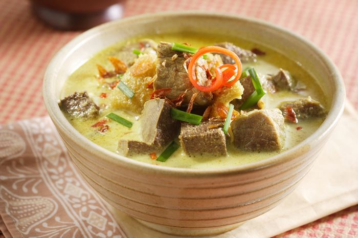 Empal Gentong, Delicious Beef Soup From Cirebon, West Java