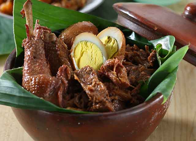 Gudeg, Legendary Traditional Cuisine from Yogyakarta