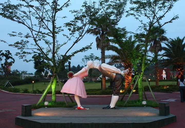 Jeju Love Land, 20++ Adult Special Tours In South Korea