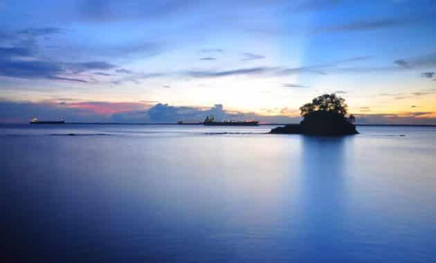 Melawai Beach Balikpapan