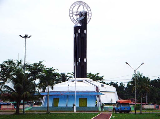 The Equator Monument, Pontianak, West Kalimantan