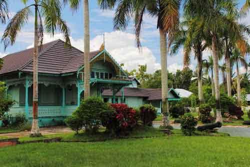 Amantubillah Palace, Pontianak, West Kalimantan