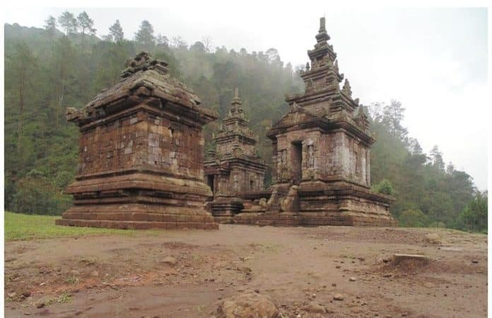 Gedongsongo, Mixed Temple of Two Cultures, For the Veneration of Gods