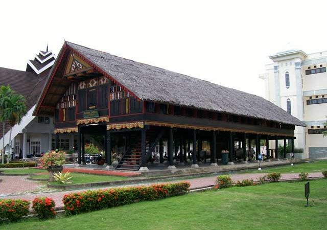 Rumoh Aceh, The Aceh Traditional House