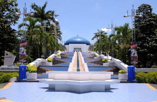 Planetarium Negara -National Planetarium Kuala Lumpur