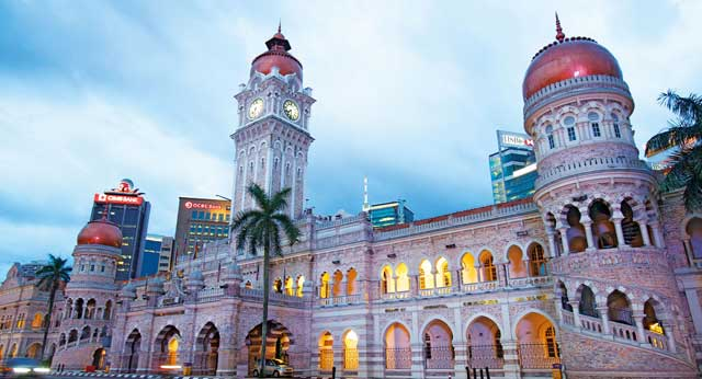 Kuala Lumpur, What To See & Getting Around The City