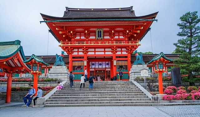 Kyoto the City to Fall in Love with