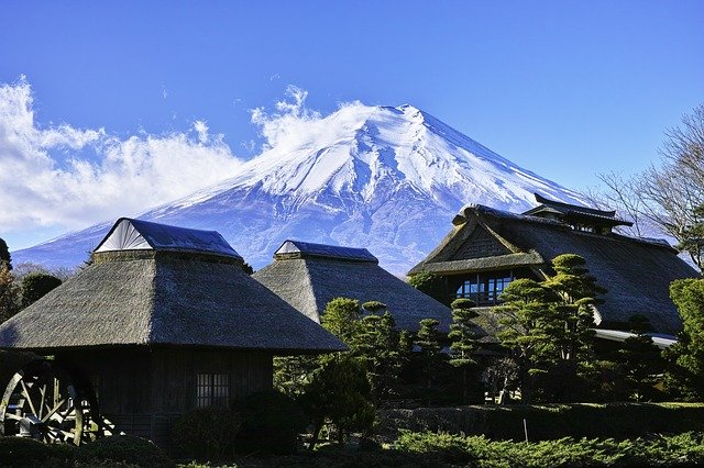 Weather in Japan: Find Your Best Time to Get there