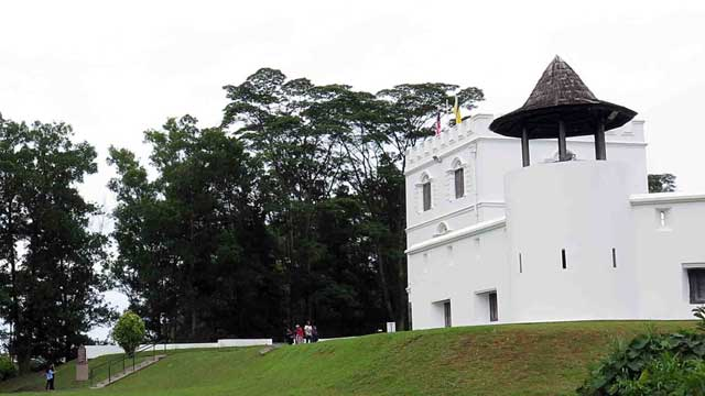 Tourist Attractions in Sarawak