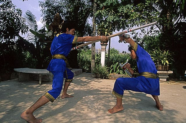 Krabi Krabong, Thai Traditional Martial Art