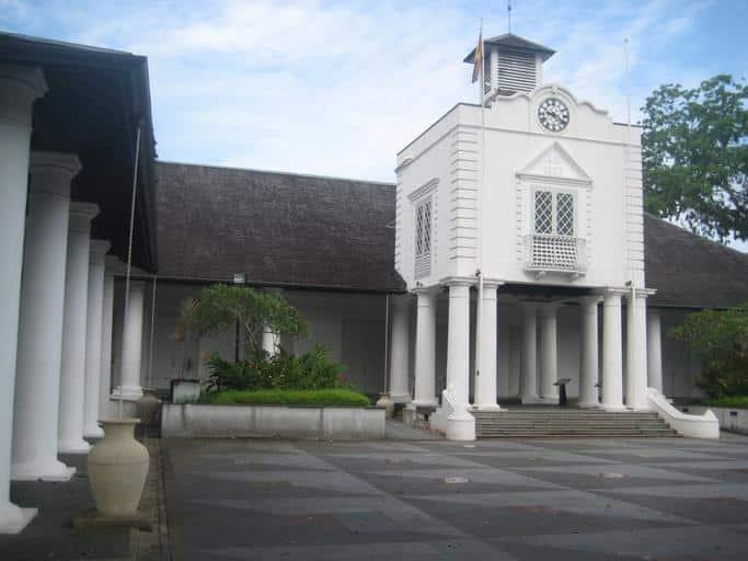 Kuching Old Courthouse