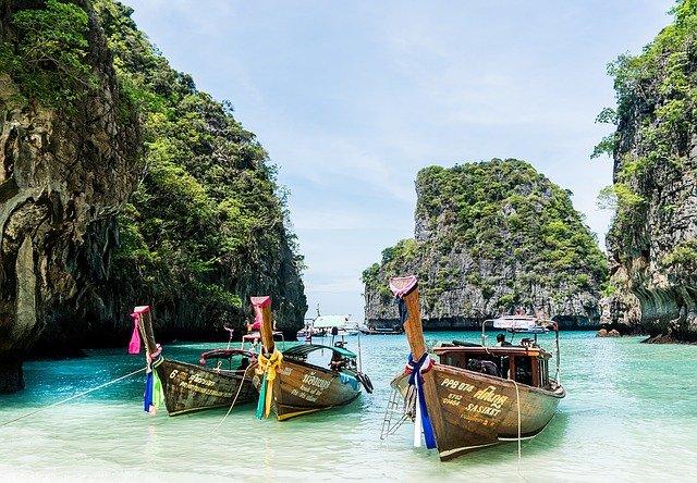 Exploring Phuket by Boat | Thailand Tourism