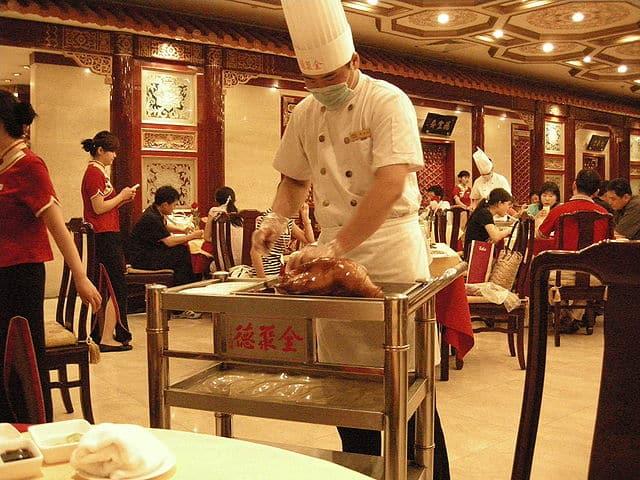 Local Cuisine in Beijing