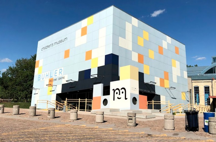 Children's Museum Winnipeg Canada