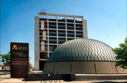 Manitoba Planetarium
